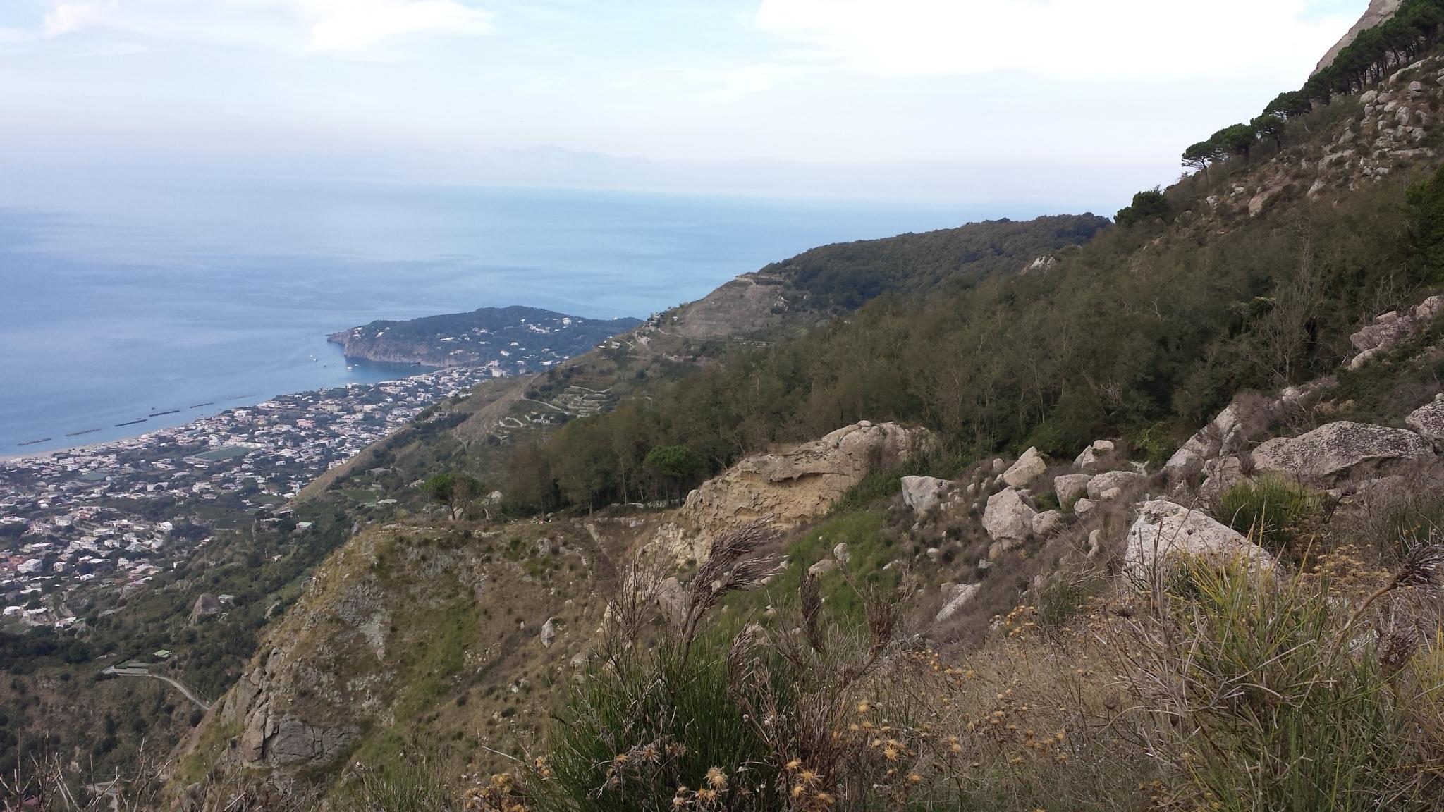 Montagna e mare ad Ischia