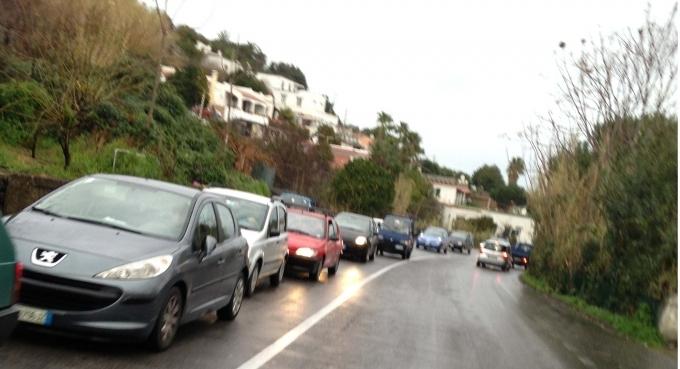 traffico ischia